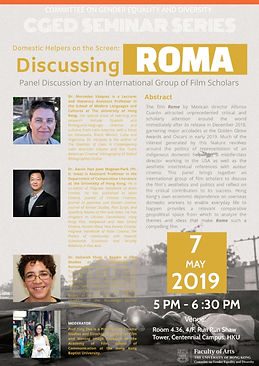 Domestic Helpers on the Screen: Discussing Roma
