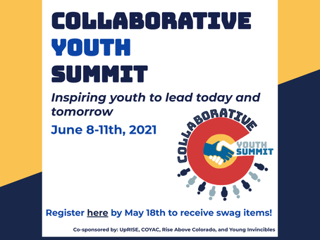 Leadership Opportunity- Collaborative Youth Summit