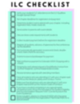 ILC Checklist.png