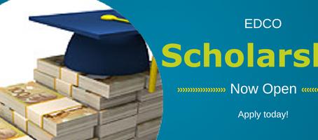 Scholarship Alert- $1,00 EDCO Awards Scholarship