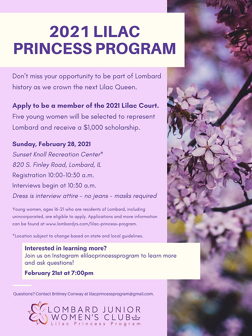 2021 Lilac Princess Program.png