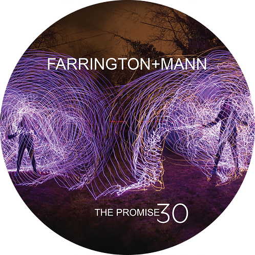 The Promise 20th Anniversary Slipmat