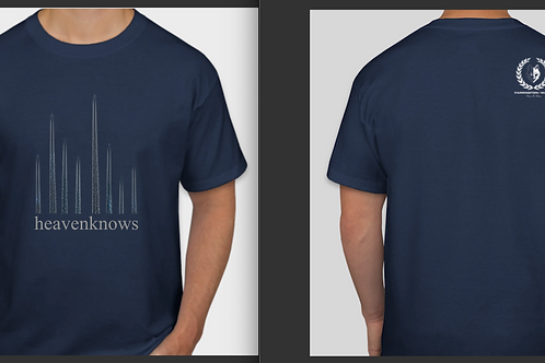 Limited Edition Heaven Knows Tee
