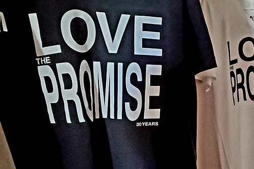 The Promise 30 Anniversary Tees