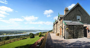 Five various sized, four star, self catering cottages with stunning views.