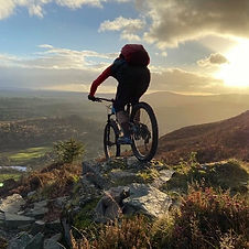MTB Coach & Guide based in Stirling working across Scotland - wild rides a speciality!