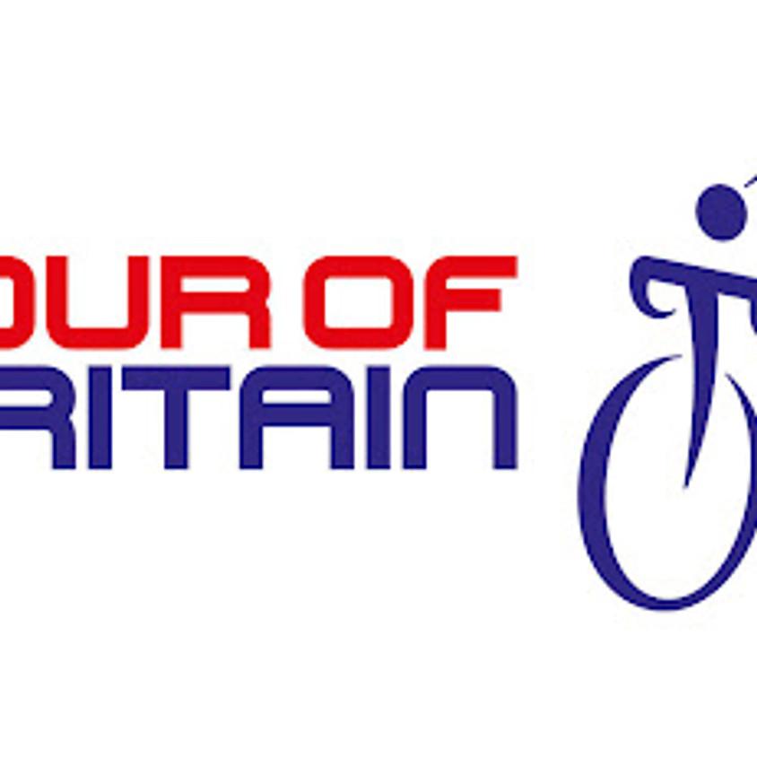 Tour of Britain Spectator Ride