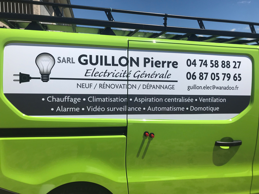 Marquage_vehicule_Guillon_electricite