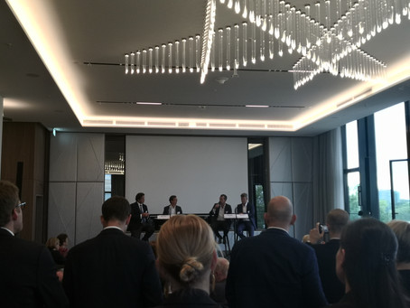 Podiumsdiskussion & Networking – Perspektivwechsel Hotelinvestments