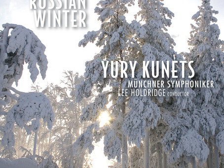 New Single: Russian Winter