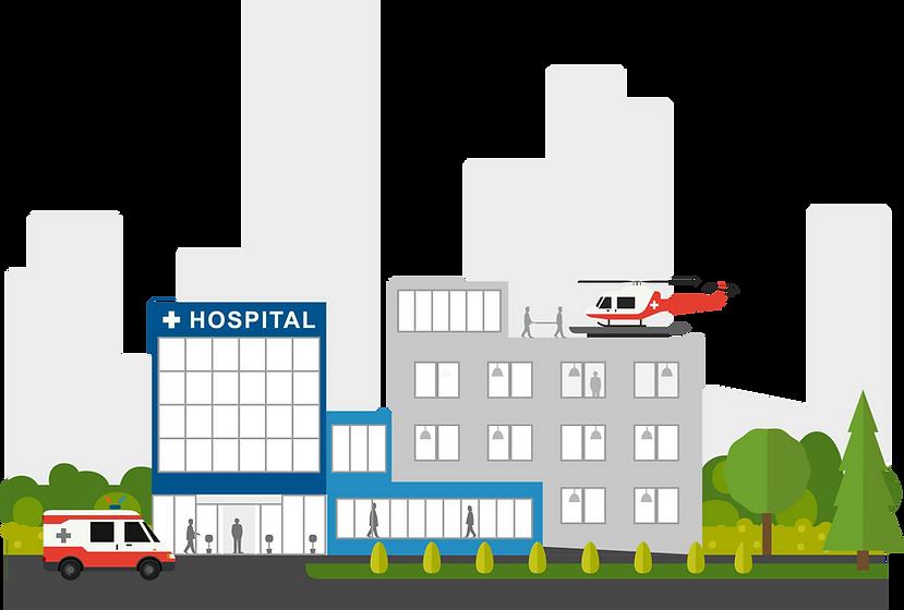 Tissue Tracking Hospital