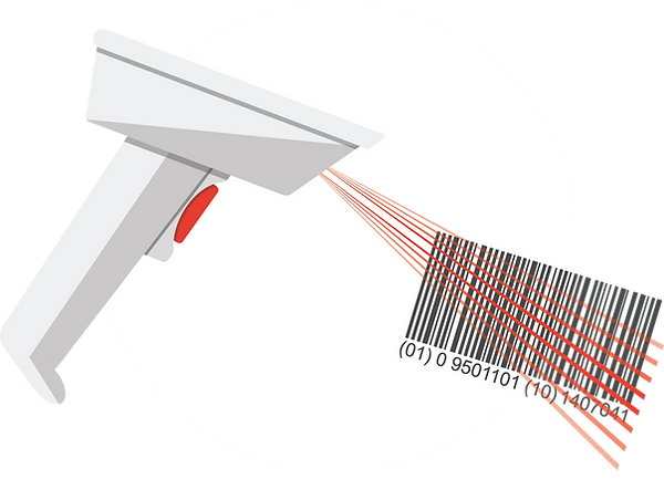Barcode Scanning Tissue Tracking