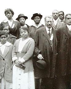 Friends & Family Negro Civ League1918-Cu