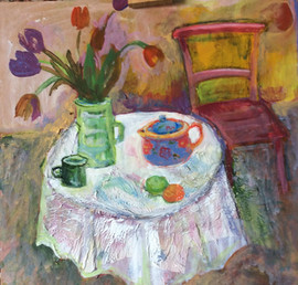 Winner of the March Competition Dorothy Armstrong