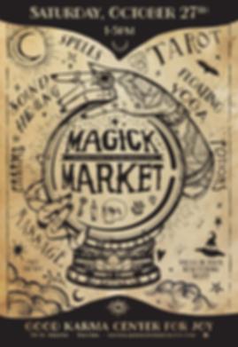GK Magick Market Poster 13X19.png