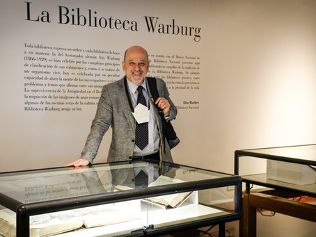 Warburg 2019 - Biblioteca Nacional Mariano Moreno - 10/04/2019