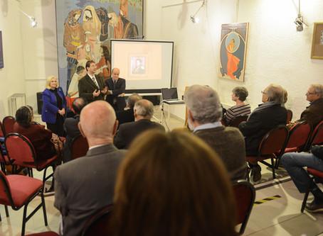 Presentación del libro en la Universidad Católica de La Plata 23/05/2018