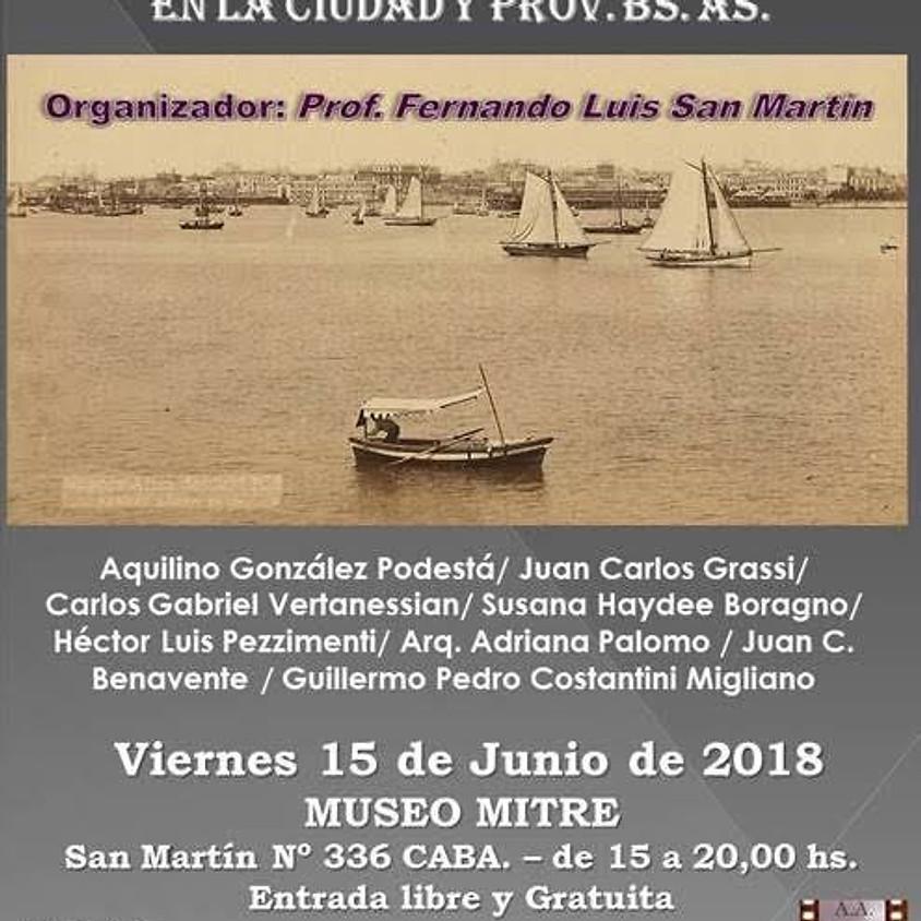 17ª Jornada Fotográfica e Histótica en la Ciudad y Provincia de Buenos Aires