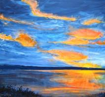 Sunset at Scotts Bay