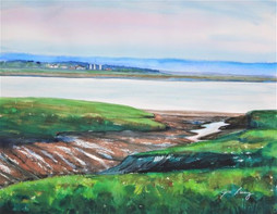 Spring at the Bay of Fundy