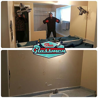 Mirror removal._We are the professionals._99% of mirrors are taken off the wall in one piece.jpg