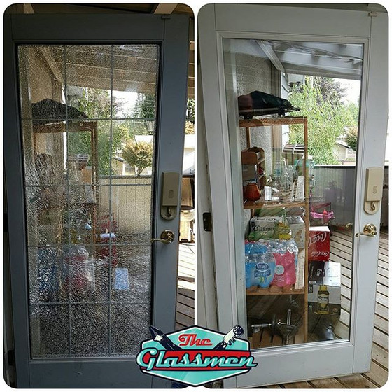 French Door - Sealed Unit Replacement - Surrey