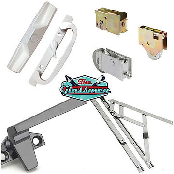 Remember_ _Professional Glass Service also includes all of your window and door hardware!_#theglassm