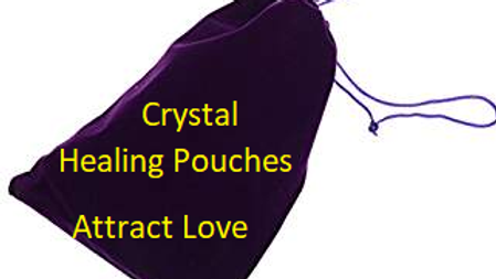 Crystals to attract Love & Romance