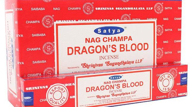 Nag Champa  Dragons Bloos Incense Sticks