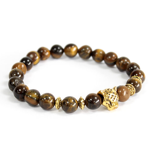 ~Tigers Eye Bracelet
