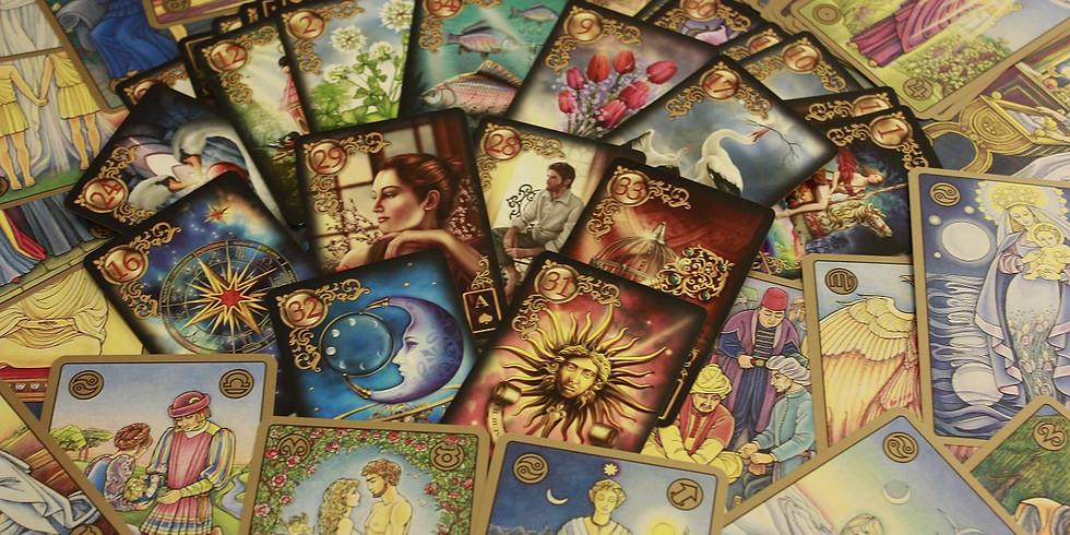 Tarot School: Intuitive Tarot with Lorraine