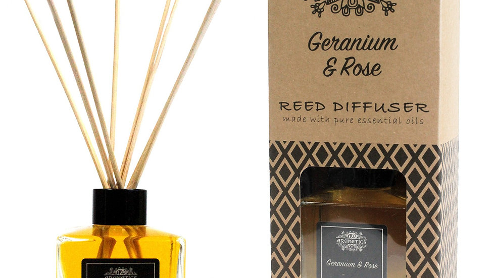 Selection of Pure Essential Oil Diffusers (Aroma lasts up to 12 weeks)