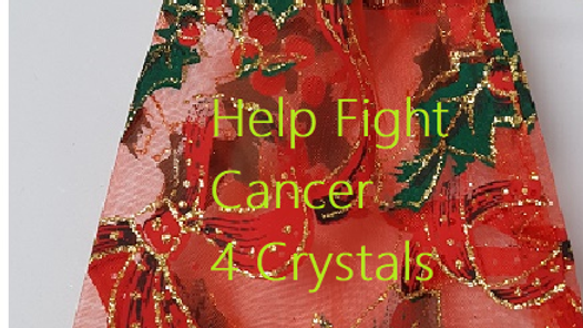 Crystals to Help fight Cancer