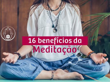 16 benefícios da Meditação