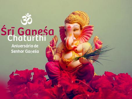 Aniversário de Senhor Ganesha -  2019
