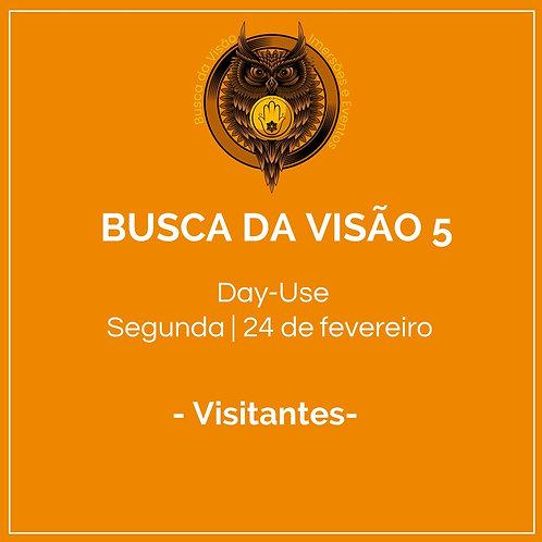 Busca da Visão 5 - Day-use Visitantes - Caminho Vermelho