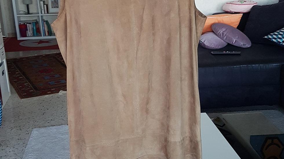 Robe cuir Kookaï