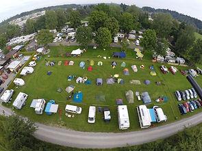 camping am schützenweiher, camping winterthur, camping Zürich