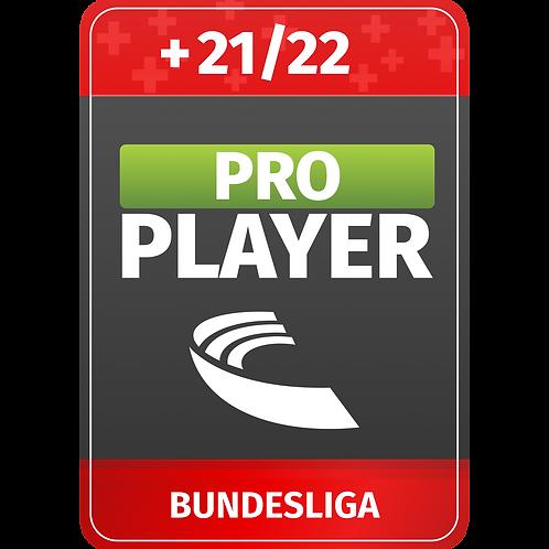 Comunio.de Pro Player bis einschließlich Saison 21/22