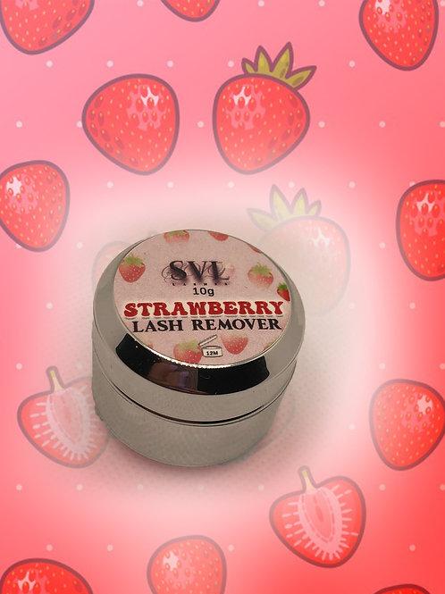 Strawberry Lash Remover