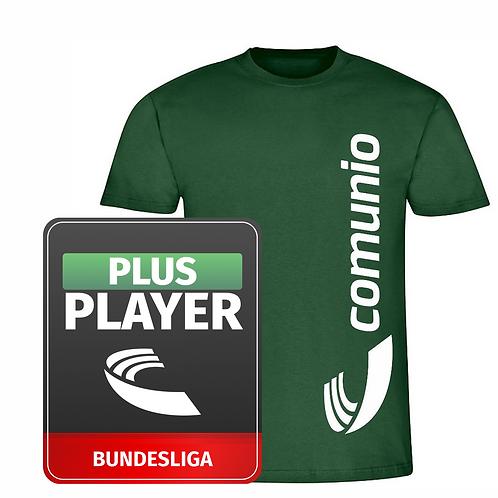 T-Shirt und Plus Player im Paket