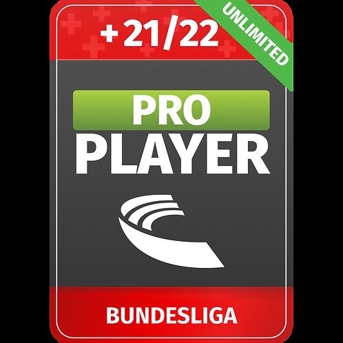 Comunio.de Pro Player Liga bis einschließlich Saison 21/22 (beliebig große Liga)