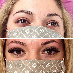 Russian lashes