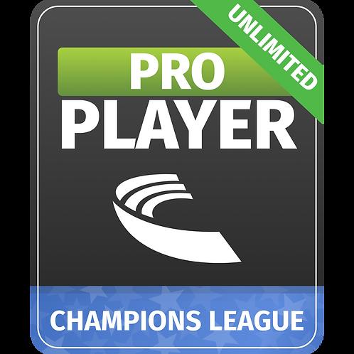 Comunio-CL Pro Player Liga - unbegrenzte Mitgliederzahl