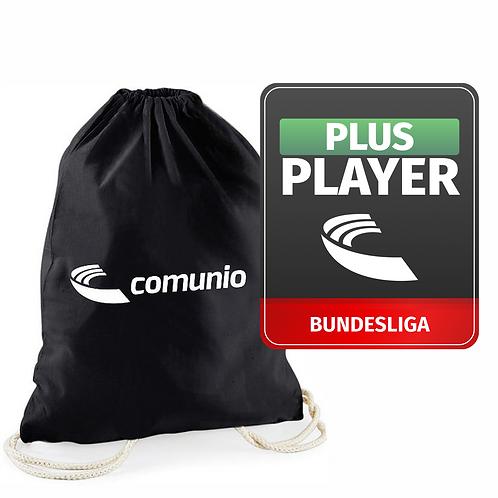 Plus Player und Tragebeutel im Paket