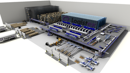 Adapting & Innovating Tomorrow's Warehouse
