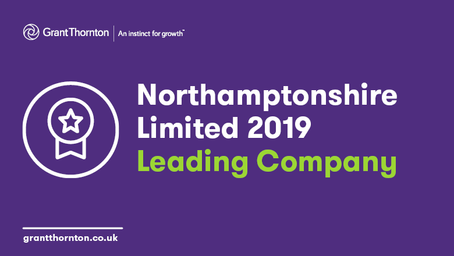 Northamptonshire Limited Report Places Logistex in County's Top 100 Companies