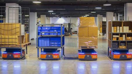 GreyOrange Partners with Logistex to Bring Leading Robotics Solutions to the UK