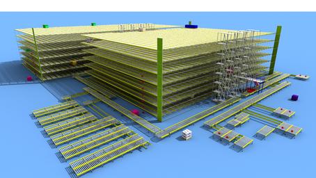 Achieve an adaptable warehouse