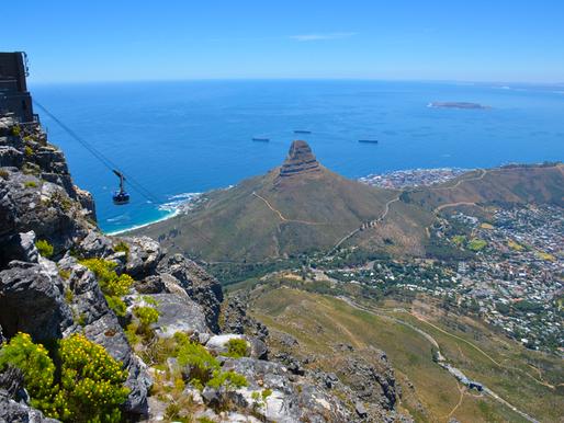 Zum ersten Mal im wunderschönen Südafrika
